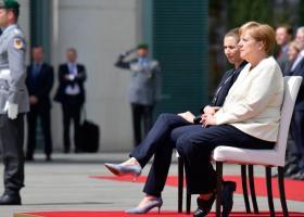 Οι Γερμανοί πιστεύουν ότι είναι «ιδιωτικό ζήτημα» η υγεία της Μέρκελ - Κεντρική Εικόνα