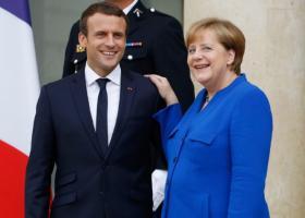 Αισιοδοξία Μέρκελ πως θα βρεθούν λύσεις με τη Γαλλία για τη μεταρρύθμιση της ευρωζώνης - Κεντρική Εικόνα