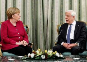 Μέρκελ: Η Ελλάδα ξεκινά μια νέα φάση στην οικονομία που θα στηρίξουμε - Κεντρική Εικόνα