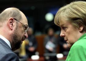 Το σχέδιό του κατά της Μέρκελ αποκαλύπτει ο Σουλτς - Κεντρική Εικόνα