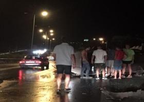 Τρεις νεκροί και επτά τραυματίες σε τροχαίο δυστύχημα με μετανάστες - Κεντρική Εικόνα