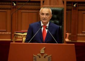 Προς καθαίρεση ο πρόεδρος της Αλβανίας Ιλίρ Μέτα - Κεντρική Εικόνα