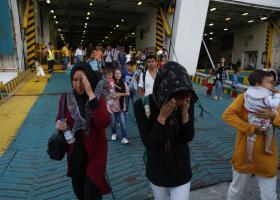 Φ. Λετζερί - Frontex: Η Ισπανία θα μπορούσε να γίνει το νέο σημείο άφιξης μεταναστών - Κεντρική Εικόνα