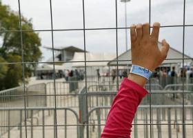 Έκκληση προς τους πρόσφυγες «να μην ξεφύγουν από τα όρια της νομιμότητας» - Κεντρική Εικόνα
