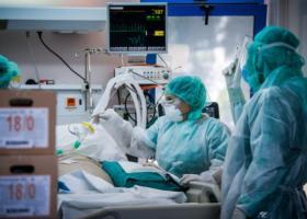 Κορωνοϊός: Κρίσιμη η πίεση του συστήματος Υγείας - Στο 86% η πληρότητα στις ΜΕΘ - Κεντρική Εικόνα