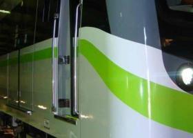 """""""Πρεμιέρα"""" στην 83η ΔΕΘ για το πρώτο βαγόνι νέας γενιάς του Μετρό Θεσσαλονίκης - Κεντρική Εικόνα"""