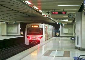 Στάση εργασίας σε μετρό, ηλεκτρικό και τραμ - Κεντρική Εικόνα