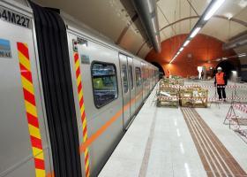 Μετρό: Σε «ράγες» μπαίνει η επέκταση προς Γλυφάδα και Καλλιθέα - Κεντρική Εικόνα