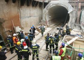 Στο 68% το έργο του Μετρό προς Πειραιά - Πού θα φτάσει το Τραμ - Κεντρική Εικόνα