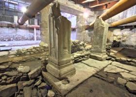 Συνεχίζονται οι ανασκαφικές εργασίες στο μετρό Θεσσαλονίκης - Κεντρική Εικόνα