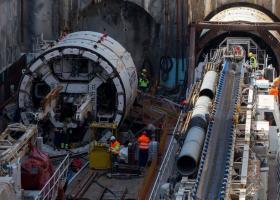 Μετρό Θεσσαλονίκης: Εντός του 2019 ξεκινούν τα δοκιμαστικά δρομολόγια - Κεντρική Εικόνα