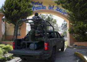Μεξικό: Συνελήφθη για φόνο υποψηφίου δημάρχου ολόκληρη η αστυνομία μιας πόλης - Κεντρική Εικόνα