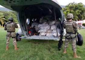 Μεξικό: Κατασχέθηκαν 725 κιλά κοκαΐνης - Κεντρική Εικόνα