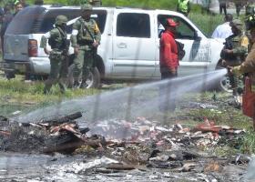 Μεξικό: Τουλάχιστον 24 νεκροί από εκρήξεις σε αποθήκες πυροτεχνημάτων - Κεντρική Εικόνα