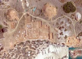 Μικρός ναός ιωνικού ρυθμού και επιγραφές της Πτολεμαϊκής εποχής στη Γερόνησο της Πάφου - Κεντρική Εικόνα