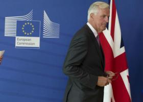 """ΕΕ: """"Σε συνεχή διαπραγμάτευση"""" Βρυξέλλες και Λονδίνο για την επίτευξη μιας συμφωνίας - Κεντρική Εικόνα"""