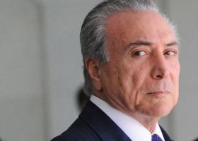 Πολιτική θύελλα μετά τις δηλώσεις του πρώην Προέδρου Τέμερ στη Βραζιλία - Κεντρική Εικόνα