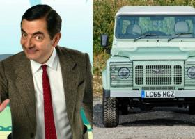 Στο σφυρί βγάζει σπάνιο Land Rover Defender o... μίστερ Μπιν - Δείτε πόσα ζητάει (photos) - Κεντρική Εικόνα