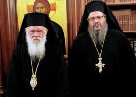 Χειροτονήθηκε ο νέος μητροπολίτης Λαρίσης και Τυρνάβου Ιερώνυμος - Κεντρική Εικόνα