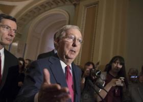 Μιτς Μακόνελ: «Αδιανόητο» να συγκεντρωθούν οι ψήφοι στη Γερουσία για την καθαίρεση του Τραμπ - Κεντρική Εικόνα