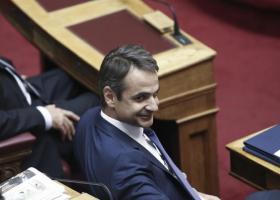 Μητσοτάκης: Η επόμενη κυβέρνηση της ΝΔ θα βγάλει τη χώρα από την κρίση - Κεντρική Εικόνα