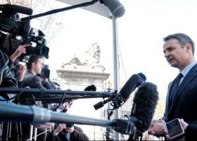 Στη Σύνοδο Κορυφής του Ευρωπαϊκού Λαϊκού Κόμματος ο Κ. Μητσοτάκης - Κεντρική Εικόνα