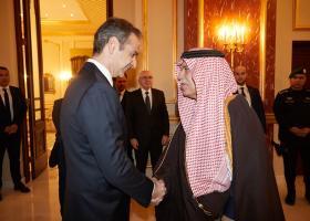 Η Σαουδική Αραβία αναζητά επενδυτικές ευκαιρίες στην Ελλάδα  - Κεντρική Εικόνα