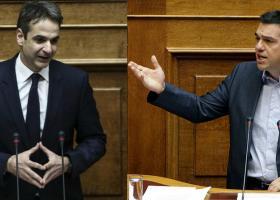 Κορυφώνεται η συζήτηση για την πρόταση δυσπιστίας στη Βουλή - Κεντρική Εικόνα