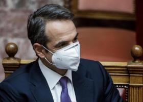 Μητσοτάκης: Στα 500 ευρώ το πρόστιμο, παρά τη χαλάρωση των περιοριστικών μέτρων - Κεντρική Εικόνα