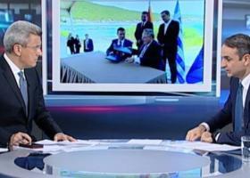 Τετραπλάσια τηλεθέαση Κυριάκου πέτυχε ο Χατζηνικολάου έναντι της Στάη - Κεντρική Εικόνα