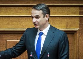 Ώρα πρωθυπουργού: «Διμέτωπη» κόντρα Μητσοτάκη με Τσίπρα και Φώφη - Κεντρική Εικόνα