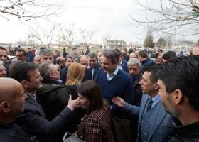 Μητσοτάκης: Ειρηνική η συνύπαρξη χριστιανών και μουσουλμάνων στη Θράκη - Κεντρική Εικόνα
