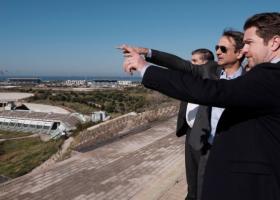 Μητσοτάκης: Η επένδυση στο Ελληνικό αποτελεί απόλυτη αναπτυξιακή προτεραιότητα - Κεντρική Εικόνα