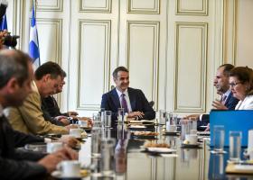 Γερμανικός Τύπος: Τα φιλόδοξα σχέδια Μητσοτάκη και τα ανοικτά ζητήματα - Κεντρική Εικόνα