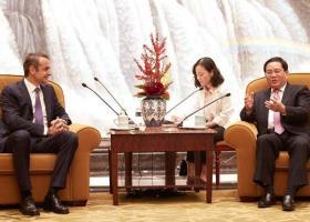 Στη Σαγκάη ο Κυρ. Μητσοτάκης - «Αυτή την κρίσιμη δεκαετία, μείνατε στη χώρα μας και συνεχίσατε να επενδύετε» - Κεντρική Εικόνα