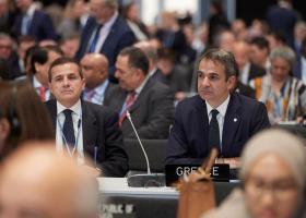Ο Μητσοτάκης κατήγγειλε τις ενέργειες της Τουρκίας στην Ανατολική Μεσόγειο - Κεντρική Εικόνα