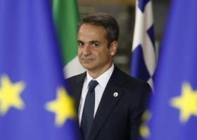 Στις Βρυξέλλες ο Μητσοτάκης για το έκτακτο Ευρωπαϊκό Συμβούλιο - Κεντρική Εικόνα