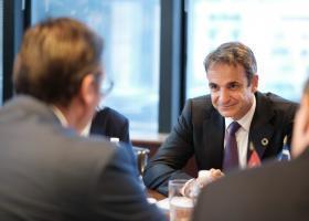 Μητσοτάκης: Ευελπιστούμε ότι θα μπορέσουμε να απαλλάξουμε τις τράπεζες από κόκκινα δάνεια 30 δισ. ευρώ - Κεντρική Εικόνα