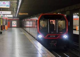Δραματική διάσωση 2χρονου από τις ράγες του μετρό στο Μιλάνο (video) - Κεντρική Εικόνα