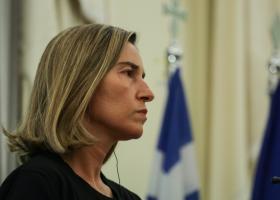 Μογκερίνι: Έγιναν θετικά βήματα στα Δυτικά Βαλκάνια - Κεντρική Εικόνα