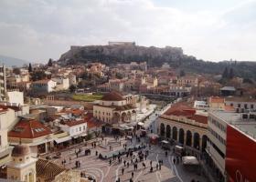 Αθήνα: Σταθερή της αξία η ζωντάνια της πόλης - Κεντρική Εικόνα