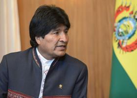 Βολιβία: Κρίσιμες προεδρικές εκλογές την Κυριακή - Τέταρτη συνεχή θητεία διεκδικεί ο Έβο Μοράλες - Κεντρική Εικόνα
