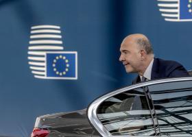 Υπέρ του διαλόγου με την Ιταλία για το έλλειμμα του προϋπολογισμού της τάσσεται ο Μοσκοβισί - Κεντρική Εικόνα