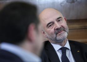 Μοσκοβισί: Η Ελλάδα είναι ένα κανονικό μέλος της ευρωζώνης - Κεντρική Εικόνα