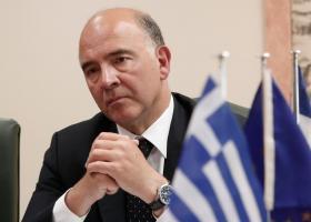 Μοσκοβισί: Να μην επιβληθεί στην Ελλάδα ένα νέο «μεταμφιεσμένο» πρόγραμμα - Κεντρική Εικόνα