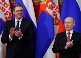 Μόσχα και Βελιγράδι προτίθενται να υπογράψουν συμφωνία στον τομέα των μεταφορών - Κεντρική Εικόνα