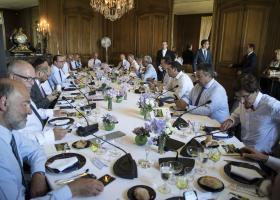 Τέσσερις προτάσεις Τσίπρα στη συνάντηση των Ευρωπαίων Σοσιαλδημοκρατών - Κεντρική Εικόνα