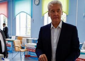 Επανεξελέγη πανηγυρικά ο δήμαρχος της Μόσχας - Κεντρική Εικόνα