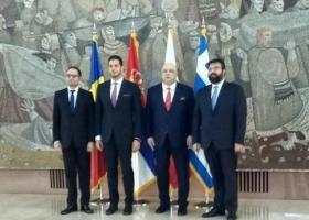 Ελλάδα, Βουλγαρία, Ρουμανία και Σερβία προχωρούν στην διεκδίκηση του Μουντιάλ το 2030 - Κεντρική Εικόνα