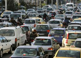 Απροσπέλαστη η Αθηνών-Λαμίας λόγω τροχαίου ατυχήματος - Κεντρική Εικόνα